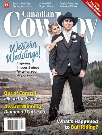 Canadian Cowboy Country 1612 Cover